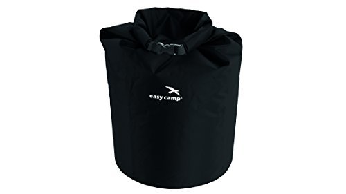 Easy Camp Dry Pack L étanche Pack Sac Noir, One Size