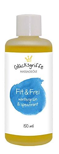 Massageöl Fit und Frei, 150 ml