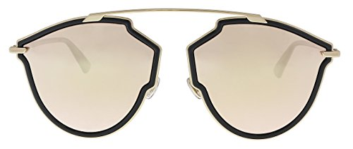 Dior Sonnenbrillen REAL RISE BLACK/BROWN GREY Unisex