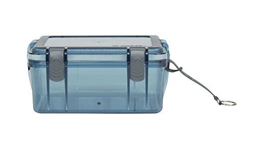 Outdoor Products wasserdichte Box, klein, Blau