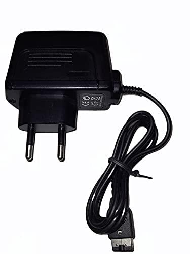 Terryshop74 Caricabatteria cavo di ricarica alimentatore 5V compatibile per NINTENDO compatibile con Gameboy compatibile con Advance SP