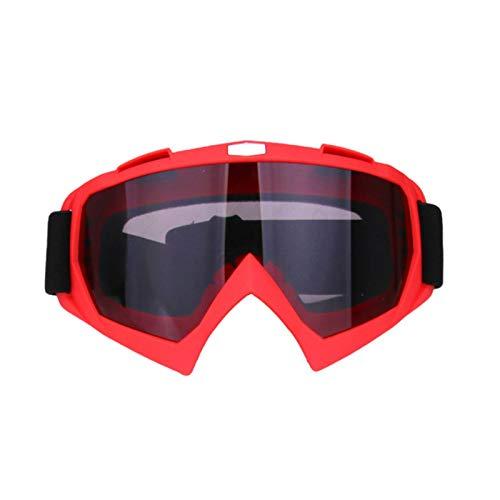 TYHDR Gafas de esquí Doble Anti-ultravioleta al aire libre a prueba de viento con espejo de arena Gafas de esquí Gafas de esquí para hombres y mujeres