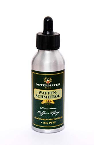 Aceite lubricante para armas de Ostermayer Jagd Gold (100 ml