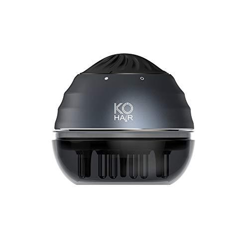 KÖ-HAIR Circulation Comb jest idealnym uzupełnieniem do transportu i wmasowania substancji czynnych do komórek macierzystych.