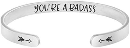 Joycuff Inspirational Bracelets for Women Daughter Sister Best Friend Mom Wife Girlfriend Friendship product image