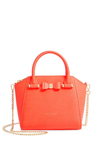 Ted Baker Ddella Schultertasche orange