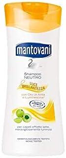 Mantovani Shampoo 400ml Forza Protezione