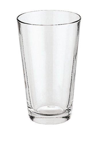 Paderno 41479-AA Bicchiere Vetro Agitatore Boston, diametro 8,5 cm, 500 ml.