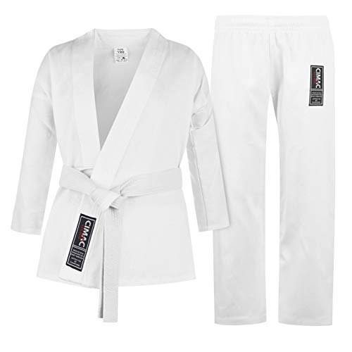 Cimac Kinder Karate Anzug Hose mit Shirt...