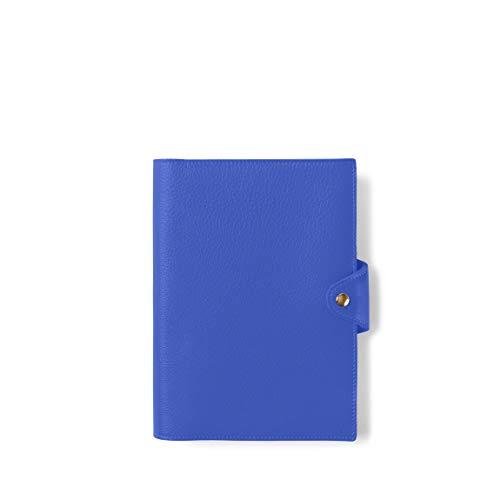 Leatherology Electric Blue Medium Snap Journal