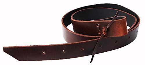 ProRider Horse Equine Tack 5' Western Premium Latigo Saddle Tie Strap Cinch Girth 40414