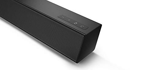 Philips B5305/12 Soundbar Bluetooth mit Subwoofer kabellos (2.1 Kanäle, 70 W Ausgangsleistung, Bluetooth, HDMI ARC, Markantes Design Inklusive Wandhalterung) - 2020/2021 Modell