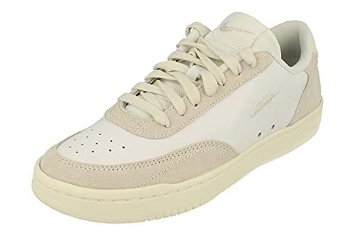 Nike Court Vintage Prem Hombre Trainers CW7586 Sneakers Zapatos (UK 7.5 US 8.5 EU 42, White Platinum Tint Seal 100)