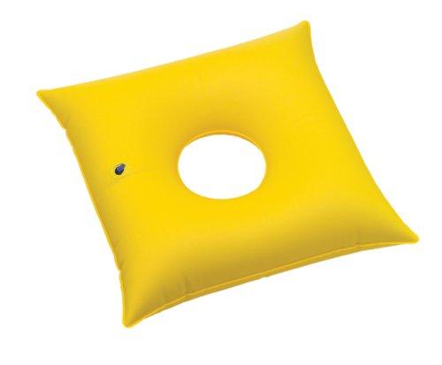 Dr. Winkler 440 Lochkissen aufblasbar 40 x 40 cm, gelb