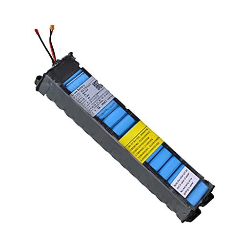 FREEDOH 36v 6.6ah / 7.8ah / 12.8ah Paquete Batería Litio Scooter Impermeable Y Resistente a Caídas Batería Repuesto Paquete Batería Litio 18650 10S3P para Scooter Eléctrico M365,36v 7.8ah