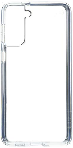 Speck Products Presidio Perfect Clear Samsung Galaxy S21+ 5G Case, Clear/Clear