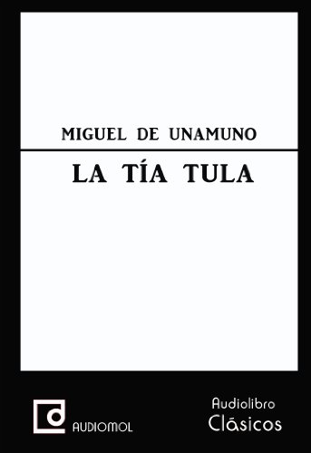 La tía Tula  By  cover art
