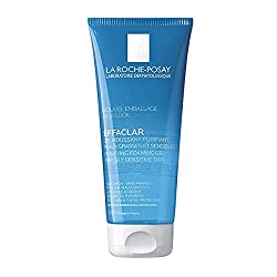Tips How to Choose Facial Cleanser for Oily Skin La Roche-Posay Effaclar Purifying Foaming Gel Face Wash Cleanser  for Oily Skin