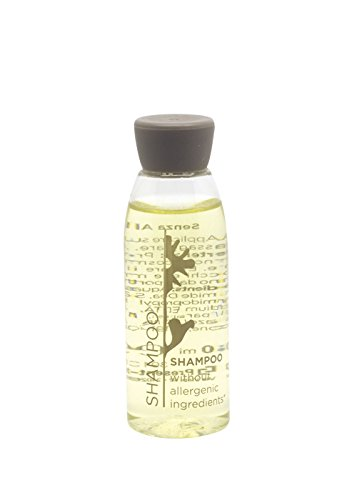 Flower Shampoo 30ml 250pz Linea cortesia per Albergo hotel b&b AMENITIES
