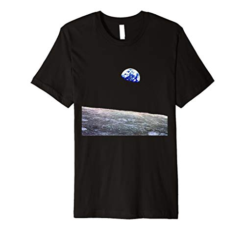 Erdaufgang NASA T-Shirt