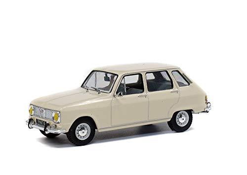 Solido- Coche en Miniatura de colección, 4304700, Beige