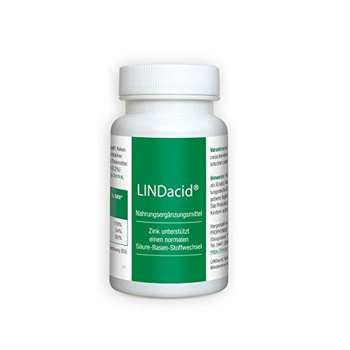 Lindacid Tabletten (50 Stück) gegen Sodbrennen, gut für die Magenschleimhaut, frei von...