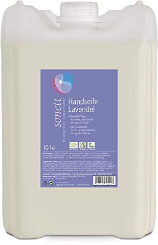 Sonett Bio Handseife Lavendel (2 x 10 l)