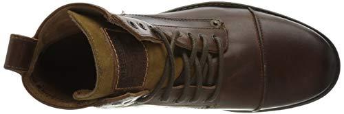 Levi's Herren Emerson Biker Boots, Braun - 7