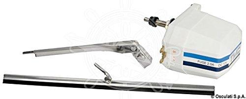 Osculati Scheibenwischer m. teleskopischem Arm 300/350 mm