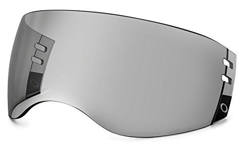 Oakley Aviator Pro Cut Hockey-Visier, Hockey Aviator Pro Cut - Grey, grau, Einheitsgröße