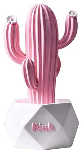 Desktop-Skulptur Kaktus Statue Simulation Pflanze Harz Skulptur Handwerk Dekoration Wohnaccessoires Geschenksammlung Figuren Einzelbarm Cafe Dekoration Zubehör