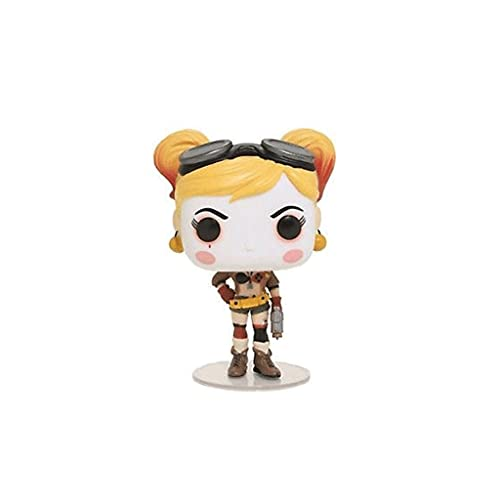 Funko Pop Heroes : DC Comics Bombshells - Harley Quinn#166 Figure Gift Vinyl 3.75inch for Heros Movie Fans SuperCollection