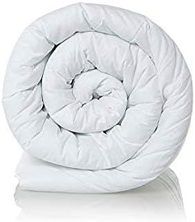 Comfy Duvet Super Soft All Season 180 Thread Count, Cotton, King, White, H52.5 x W64 x D27 cm