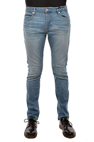 Guess Blue Jeans da Uomo Super Skinny di Miami (29)