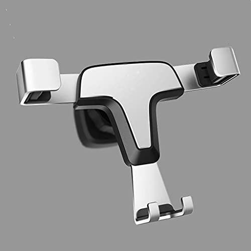 Diaod Soporte del Coche - Teléfono Soporte de Mando Interior Modificación Soporte del Coche (80x106x90mm) (Color : B)