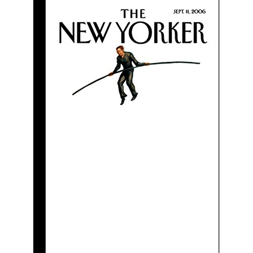 The New Yorker (Sept. 11, 2006) audiobook cover art