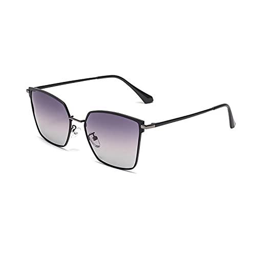 BANLV Box Gafas de Sol Gafas de Sol polarizadas Deportes al Aire Libre para Hombres Conducción