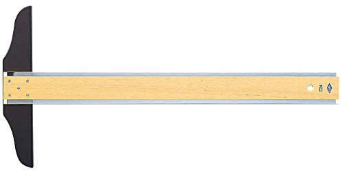 Alvin, Transparent Edge T-Square for Art Framing and Drafting - 36...
