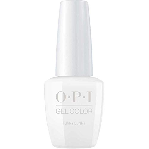 OPI GelColor Nail Gel Funny Bunny, 1er Pack (1 x 15 ml)
