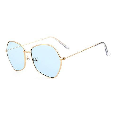 nobrand Unregelmäßige Ocean Film Mode Sonnenbrille