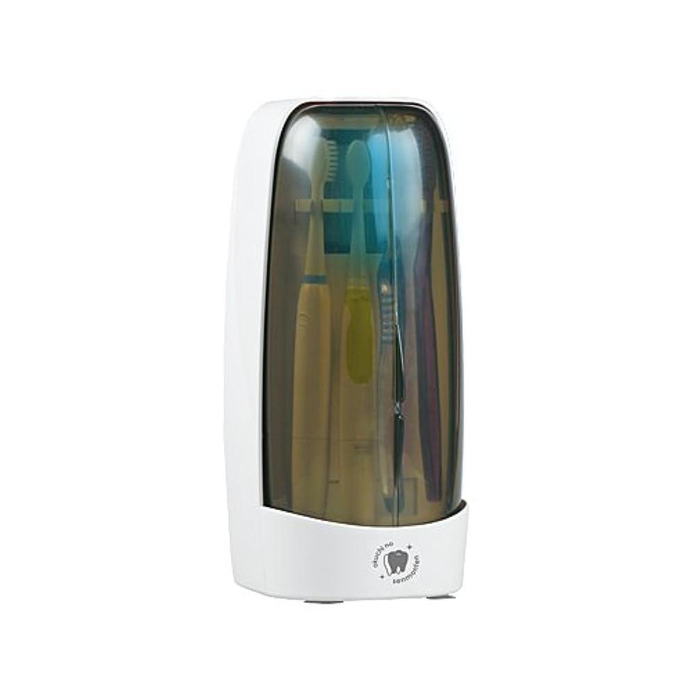 柔らかさ透過性ウサギお口の専門店 紫外線+オゾン歯ブラシ除菌?乾燥器SOLEIL(ソレイユ)(BS-101) × 1台
