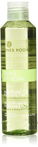 Yves Rocher Sebo Végétal - Eau micellaire 2 en 1...
