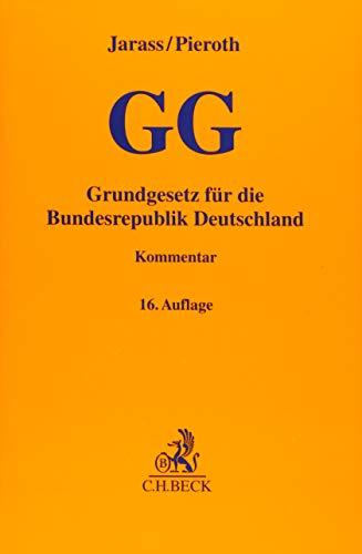 Grundgesetz für die Bundesrepublik Deutschland (Gelbe Erläuterungsbücher)