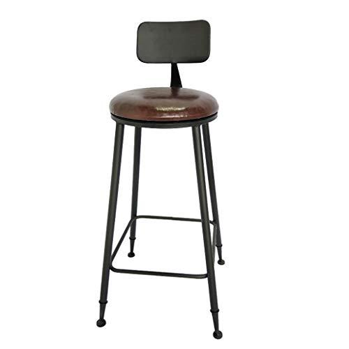 DCCYZ-YJ stoel massief hout ijzer bar cafe kinderstoel