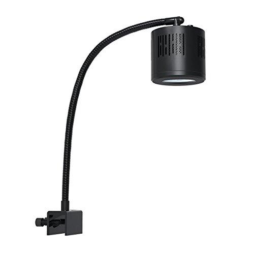 Lampara de Acuario Luz LED 50W Asta 120, Iluminacion LED para Acuarios Plantados Lampara LED para Peceras 60 cm con Enchufe de la UE