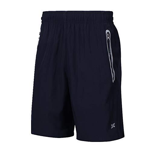 NOBRAND Pantalones de playa grandes para hombre, de secado rápido, transpirables, deportes, ocio, fitness, pantalones cortos