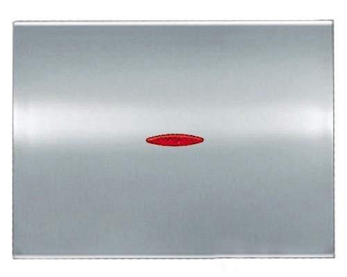 Niessen - 8401.3tt tecla interruptor c/visor olas titanio Ref. 6520535302