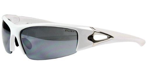 Strike Sonnenbrille 180 weiß Sportbrille Radbrille