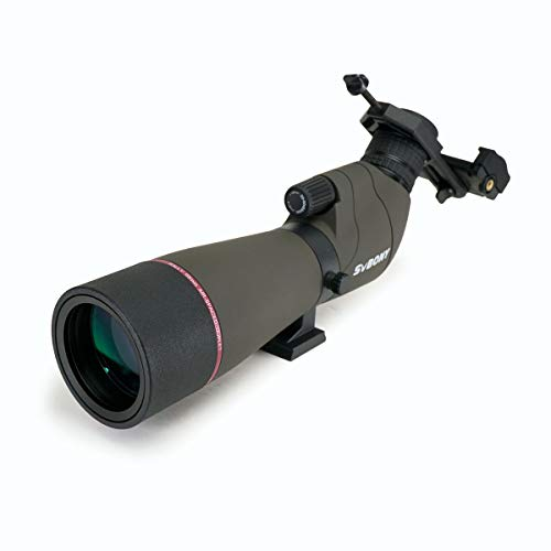 Find Bargain SVBONY SV13 Spotting Scope with Phone Adapter for Target Shooting Hunting Bir...