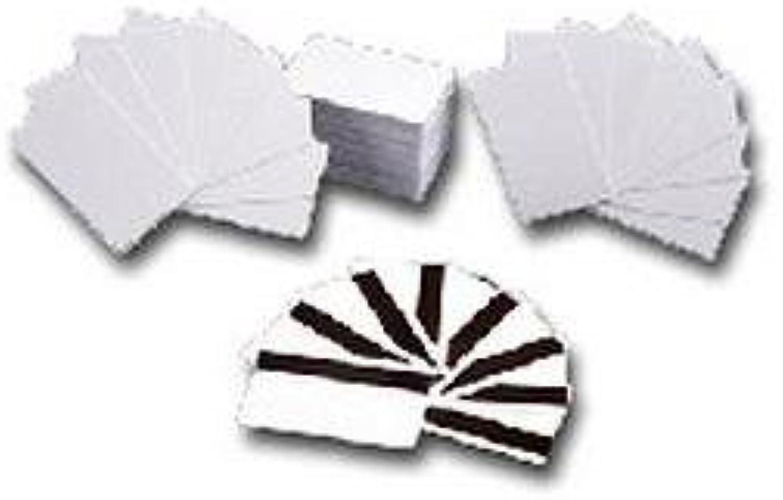 Zebra Premier PVC PVC PVC Card, 30 mil Low coercivity Mag. Stripe (5 Packs X 100) B002N3OPGM | Outlet Online  79aff5
